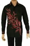 Harga Jual Baju Batik Pria Lengan Panjang Kemeja Batik Pria Lengan Panjang Kemeja Batik Pekalongan Yang Bagus