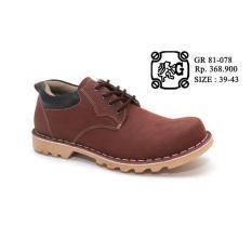 Jual Grutty GR 81078 Sepatu Safety Boots Pria Berkualitas