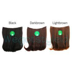 Jual Hairclip Short Blow 40 Cm Big Layer Hair Clip Klip Korea Instaclip Murah
