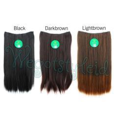 Jual Hairclip Smoothing Pendek 50 Cm Hair Clip Lurus Korea Instaclip 113 Murah
