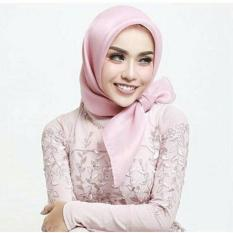 Jual Hijab /Jilbab Organza Silk Square/ Segi Empat Diskon