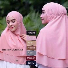 Jual Jilbab Instan Aishaa Kerudung Hijab Diskon