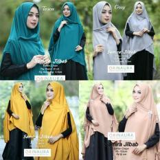 Jual Jilbab Instan Kerudung Hijab Khimar Samira Murah