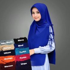 Jual Jilbab Instan Kerudung Hijab Syari Bergo Syria Talisya Murah