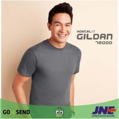 Jual Kaos Polos Gildan Premium Cotton 76000 Original Murah TERLARIS
