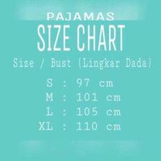 Jual Piyama Mewah Hijau Seafoam Rosy Satin Baju Tidur Pajamas Wanita PSR6 Berkualitas
