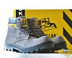 Jual Sepatu Boots Pria Caterpillar Safety Original Handmade Bandung