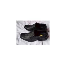 Jual Sepatu Formal Pria Terbuat Dari Kulit Asli Magetan- Type Darkany Size 38