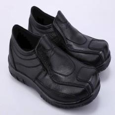 Jual Sepatu Pantofel Bahan Kulit Untuk Kerja Kantor/ La Murah
