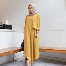 Jual Tunik Dress Wanita Terbaru/INUL TUNIK  PR001