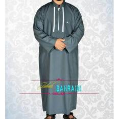 Jubah Reguler Al Ham Model Bahrain XXL