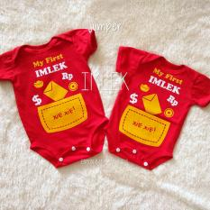 Jumper bayi my first imlek