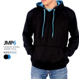 Review Pada Jumper Hoodie Premium Black X Blue