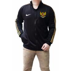Just Cloth Jaket Jersey Timnas Indonesia - Hitam