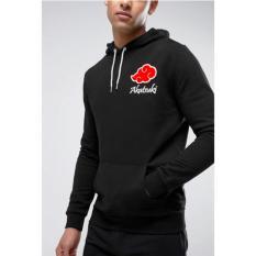 Just Cloth Jaket Pullover Anime Naruto Akatsuki Logo