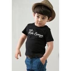 Just Cloth Kaos Anak Kids Zaman Now