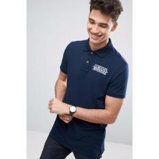 Harga Just Cloth Kaos Polo Gaming Mobile Legend Small Navy Yang Murah Dan Bagus