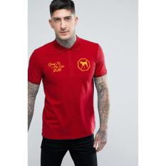 Promo Just Cloth Kaos Polo Imlek 2018 Gong Xi Fa Cai