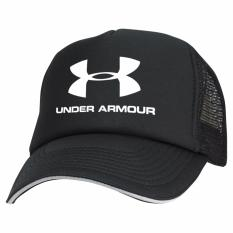 Just Cloth Topi Trucker Under Armour - Hitam