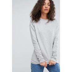 Jual Just Cloth Women Sweater Jumper Wanita Polos Just Cloth Online