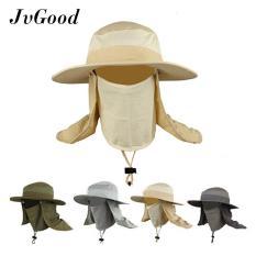 Harga Jvgood Topi Pria Wanita Topi Jepang Mancing Proyek Gunung Anti Panas Summer Sun Hat Caps Fishing Hat Upf 50 Cap Jvgood Terbaik