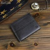 Review Jvgood Pendek Dompet Kulit Pria Leather Wallet Man Wallet Mini Short Purse Bifold Men Fashion Tas Coin Bag Pria Dompet Pemegang Kartu Di Tiongkok