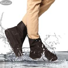 Spesifikasi Jvgood Jas Hujan Sepatu Boots Hujan Anti Air Funcover Pelindung Sepatu Boots Rain Shoes Cover Yang Bagus