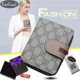 Jual Jvgood Women Leather Credit Card Wallet Holder Mini Purse Zip Trifold Clutch Pocket Wallet Card Case Di Bawah Harga