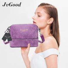 JvGood By Matahari Mall Lihat Toko Phillipe Jourdan Messenger Bag Handbag Shoulder Tas Casual (Ungu)