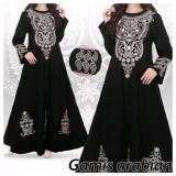 Spesifikasi J W V Concept Gamis Arabian Kenna Online
