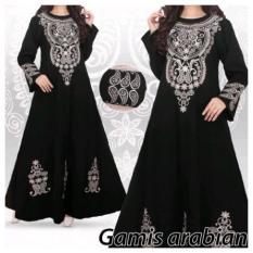 Harga J W V Concept Gamis Arabian Kenna Origin