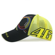 JZ Wzzae 2017 New Rossi Signature Vr46 Me Hat Moto Gp Motorcycle F1baseball  Cap Casual Hiphop 64eae167a4