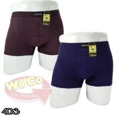 K403 - Celana dalam Pria - Boxer Pria Premium - Madelon 8895 - Per Box isi 3 Pcs