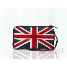 Spesifikasi Kabizaku Flag Wallet England Baru