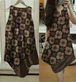 Promo Kafis Shop Dress Tiwi Batik Dress Wanita Akhir Tahun