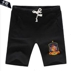 Kahe Kaos Lengan Pendek Kaos Pria atau Wanita (Spanyol Celana Pendek)