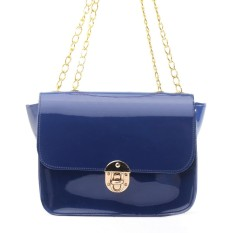 Kaiko tas slempang jelly wanita / tas jelly / tas selempang wanita murah / tas bahu SV33 (maroon, hitam, krem, tan, pink, biru, dan fanta)