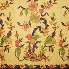 Kain Batik halus dua meteran, Bahan Batik untuk Kemeja, Blus, Kebaya dsb. Batik ASLI buatan tangan (KBK001-16) Batikalhadi Online