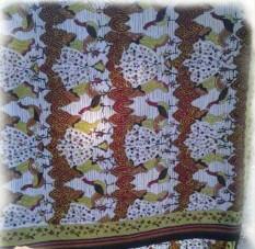 Harga Kain Batik Tulis Ayam Alas Batik Beybong Asli