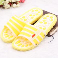 Harga Kaki Kaki Poin Kaki Kesehatan Pijat Sandal Sandal Kuning Baru Murah