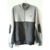 Harga Hemat Kalibre 970037 999 Jaket Sweater Resleting Full Zip Pria Men Fleece Jacket Outdoor Outerwear Abu