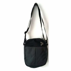 Kalibre Raelen 01 Abu Tas Selempang Kecil Mini Tablet Pria Men Sling Bag 920308-042