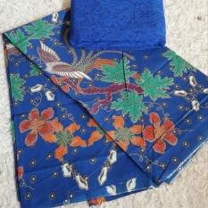 kanaya - setelan kain katun batik primisima dengan motif mewah dan elegan dan brokat lembaran kebaya bali murah bahan kebaya pesta kebaya wisuda kebaya kutubaru