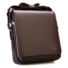 Diskon Kangaroo Kingdom Messenger Business Leather Bag Tas Selempang Kulit Pria Kangoroo Kangaroo Kingdom Banten