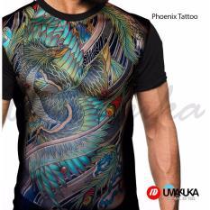 Kaos 3d FP (Phoenix tattoo)