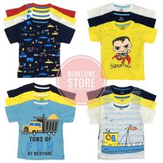 Kaos Anak Baby Victory ORI 1-3thn