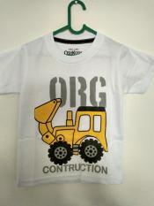 Kaos Anak Branded Murah Oshkosh Org Construction