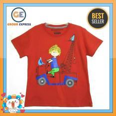 Kaos Anak Karakter - Baby Truck