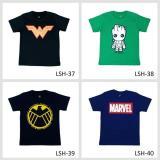 Jual Kaos Anak Laki Laki Karakter Satu Set Isi Empat Online