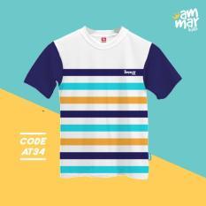 Kaos Anak Muslim Ammar Kids - AT 34  (Size XS, S - XXL)